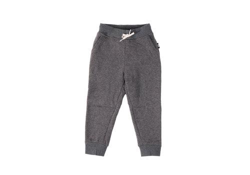 Hooké Pantalon Coton Waté Campbell Charbon