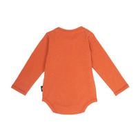 Mini Explorer Diaper Cover Orange