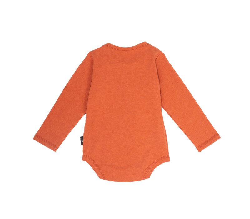 Cache-Couche Mini Explorateur Orange