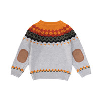 Hooké Knitted Sweater Grey
