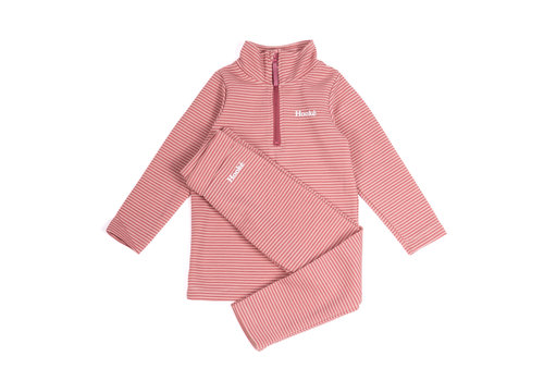 Hooké Ensemble Thermal Merino  Rose