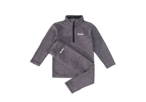 Hooké Ensemble Thermal Merino Noir