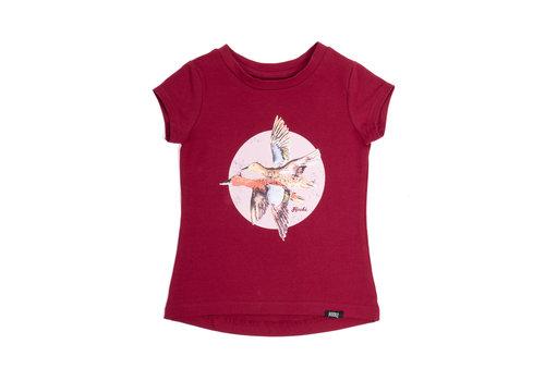 Hooké T-Shirt Canard Rose