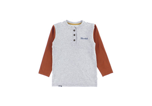 Hooké Adventure Henley Orange