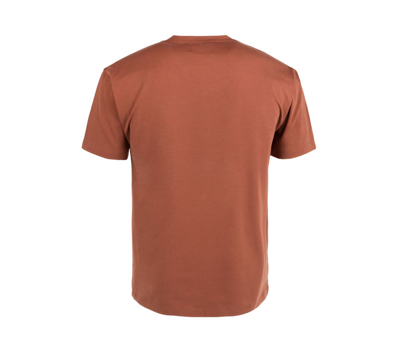 Hooké Original T-Shirt Brick