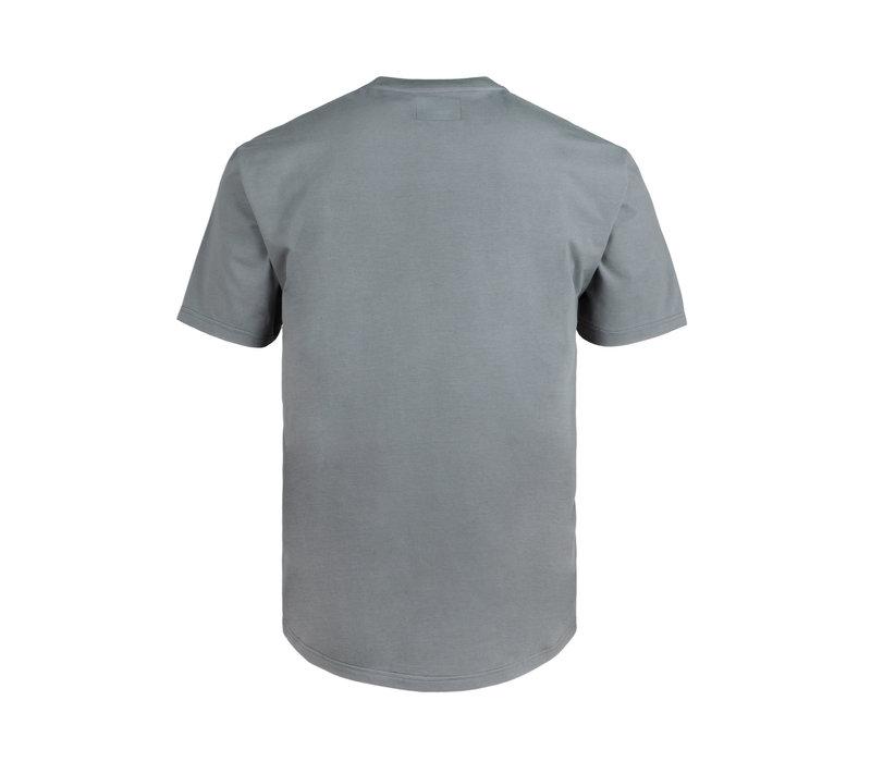 T-Shirt Avion de Brousse Gris Acier