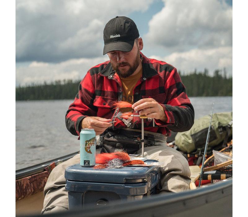 Canadian Wool Shirt Red & Black Plaid