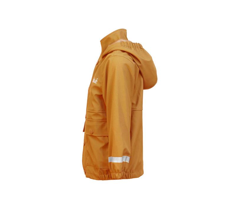 Manteau de pluie Ocre pour enfant