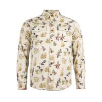 Wildfowl Shirt Cream