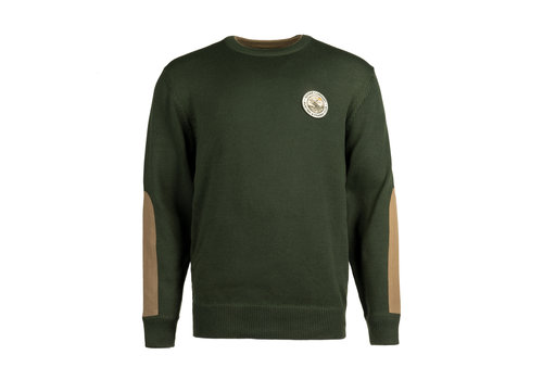 Hooké The Club Sweater Olive