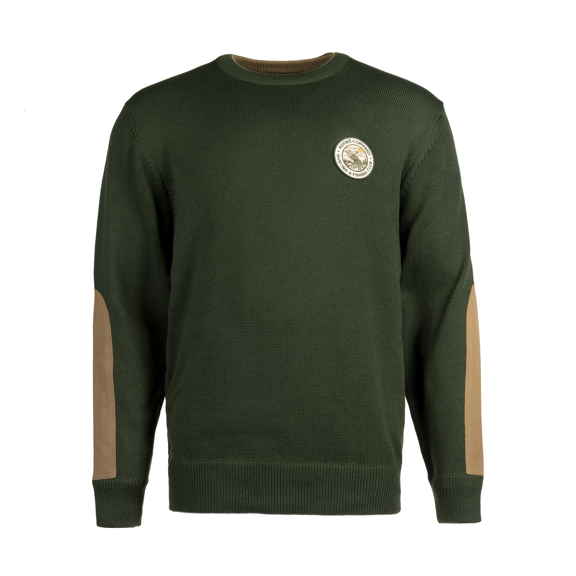 The Club Sweater Olive