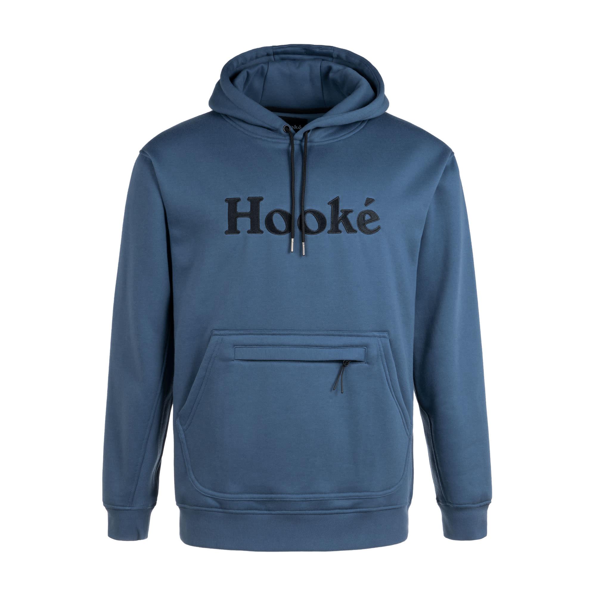 Hooké Original Hoodie Indigo Blue