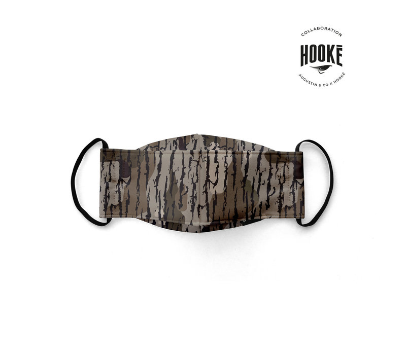 Masque Hooké X Augustin & Co Camo