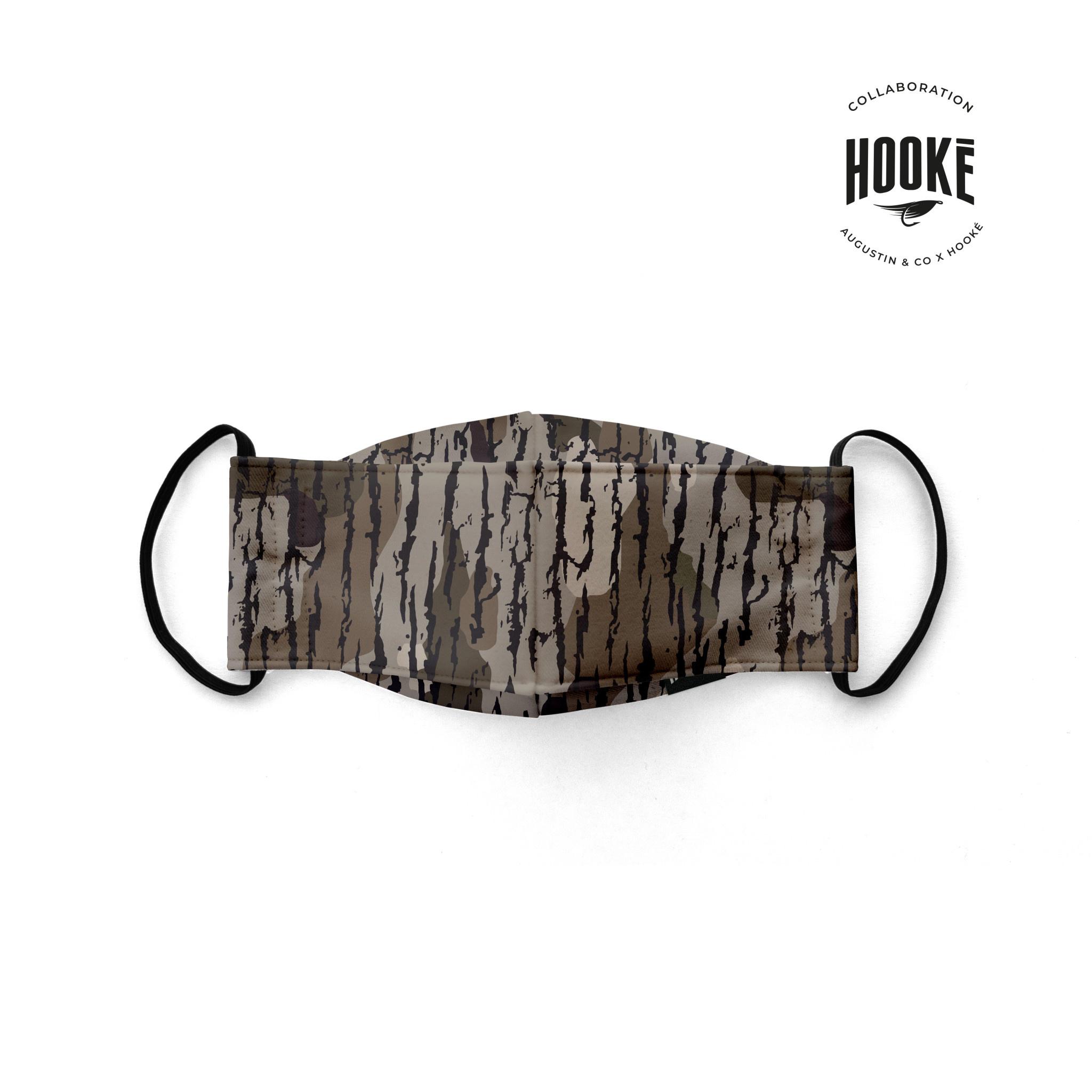 Masque Hooké X Augustin & Co Camo