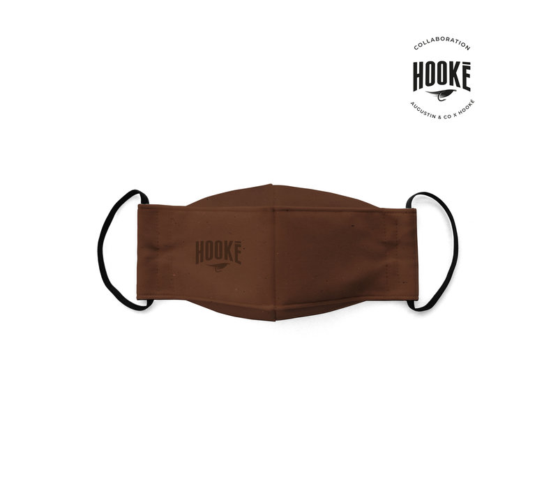 Masque Hooké X Augustin & Co Peacan