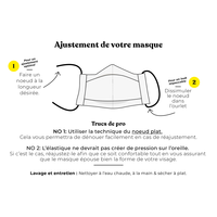 Masque Hooké X Augustin & Co Canadian