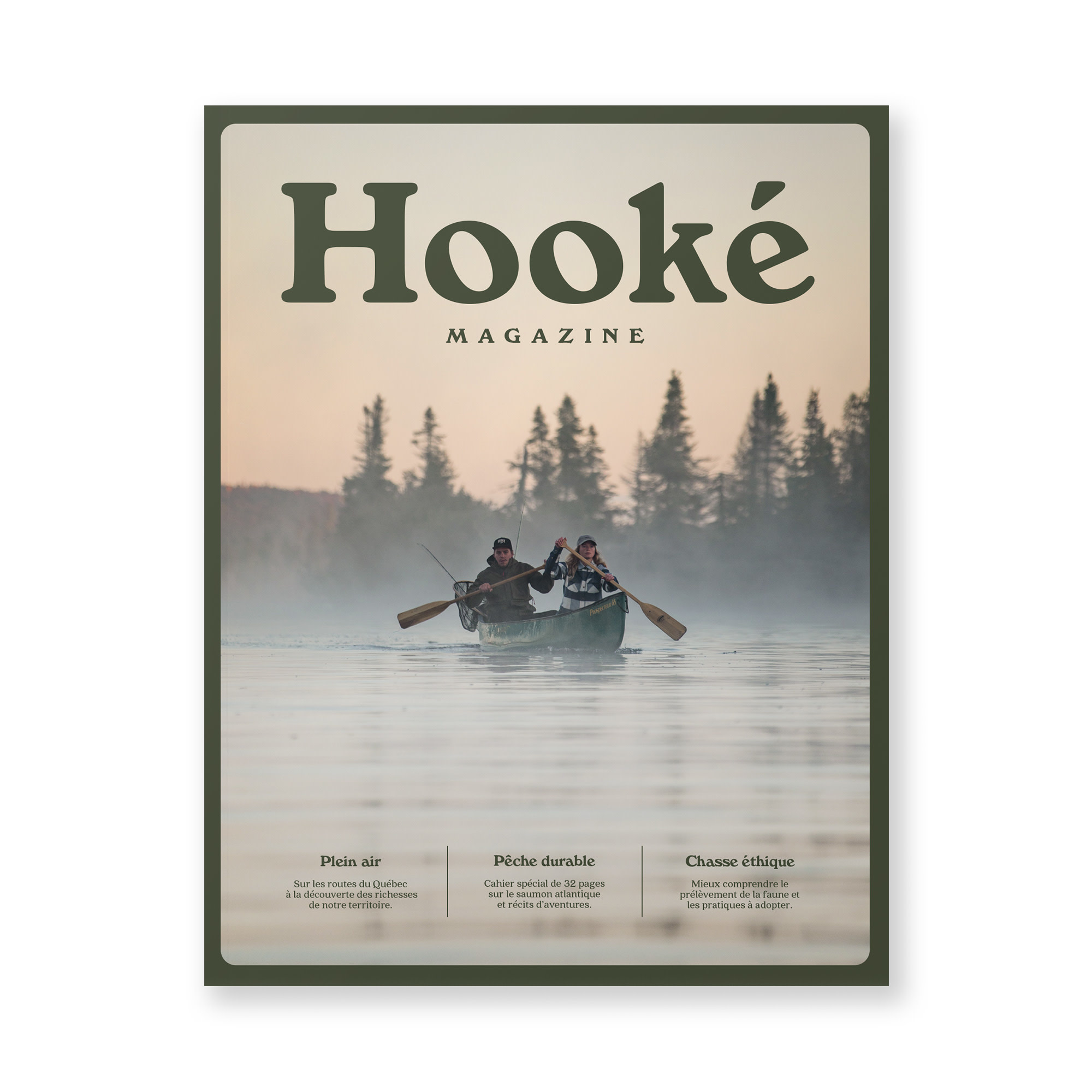 Hooké Magazine 5th Edition