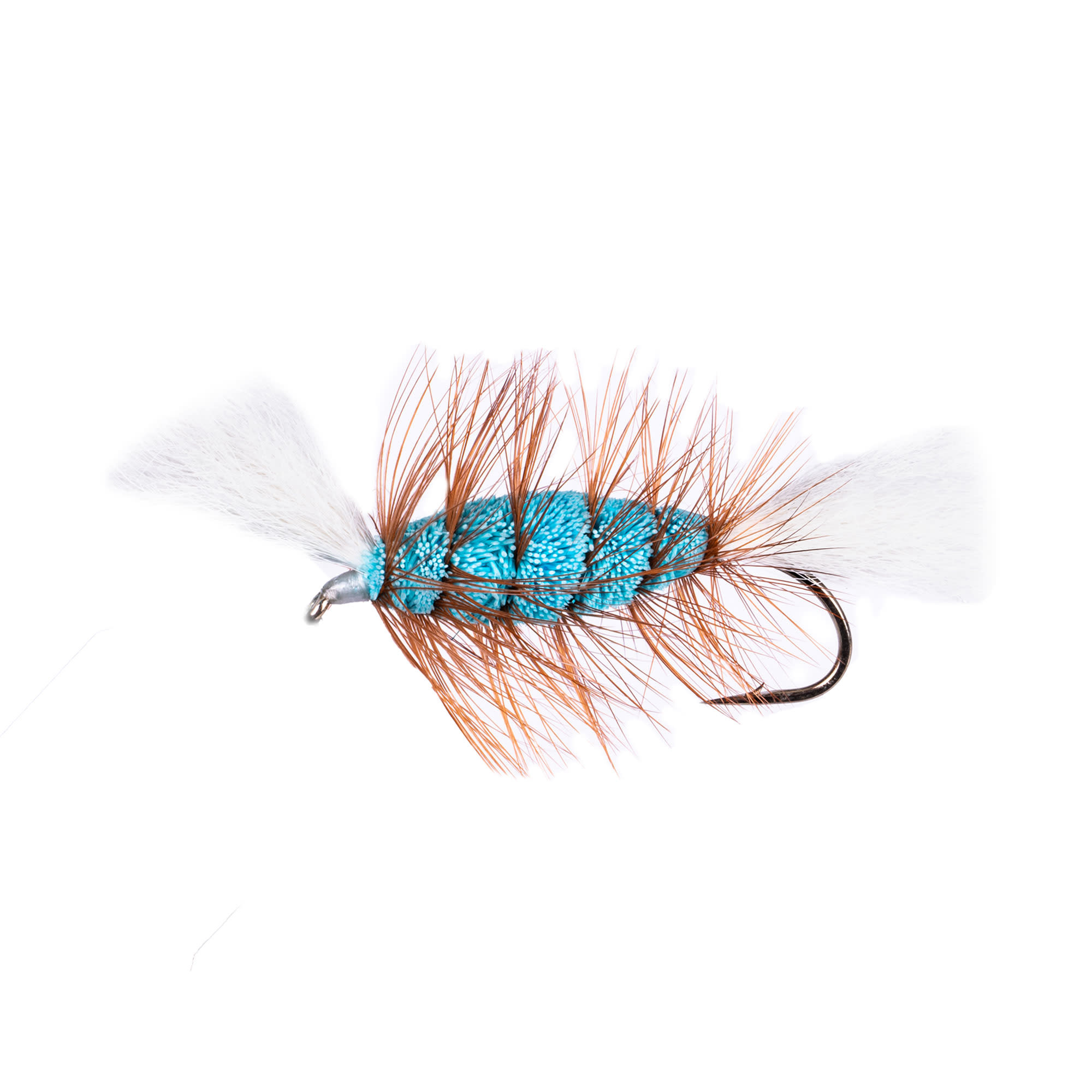 Labatt Blue - White Tail - Brown Hackle (Cigar Bomber) #4