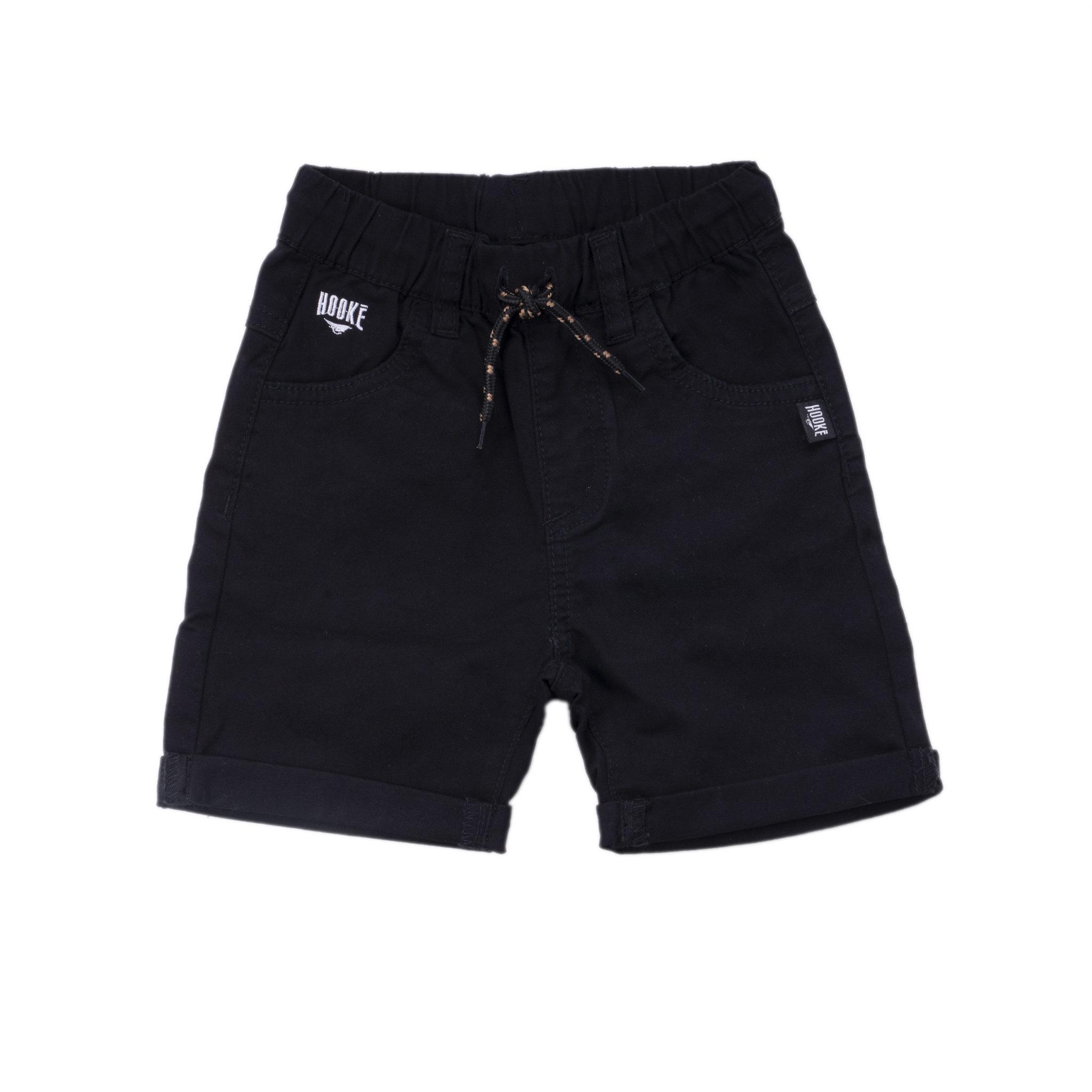 Twill Shorts SS21 Black