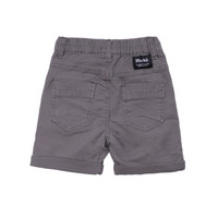 Twill Shorts SS21 Charcoal
