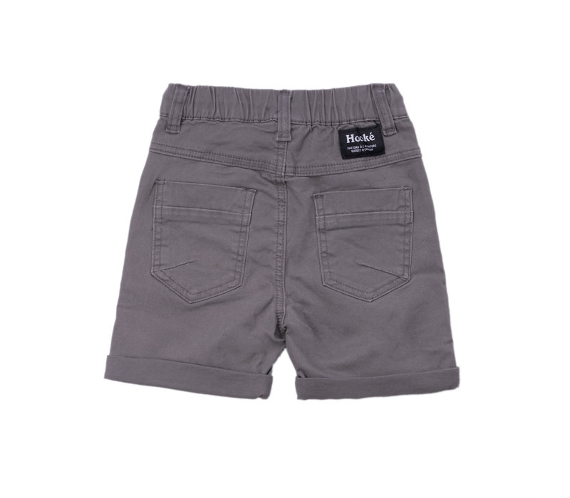 Shorts Twill SS21 Charbon