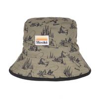 Hat UV Hooké Camping Olive