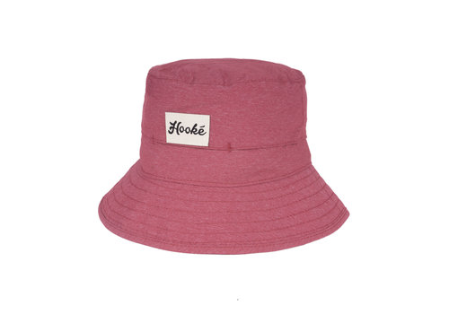 Hat UV Hooké Burgundy