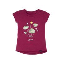 Nenuphar T-Shirt Burgundy