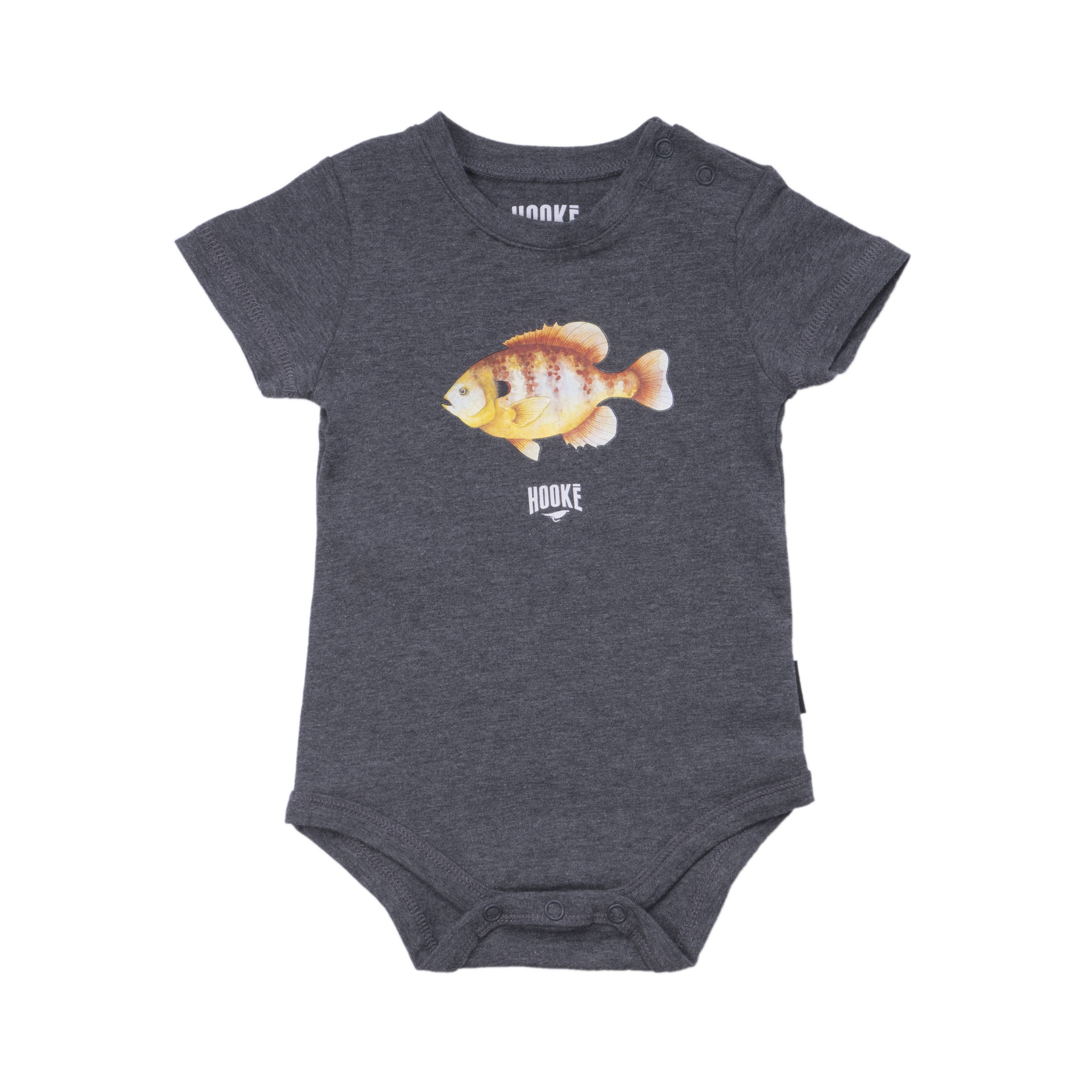 Sunfish Diaper Cover Charcoal Mix