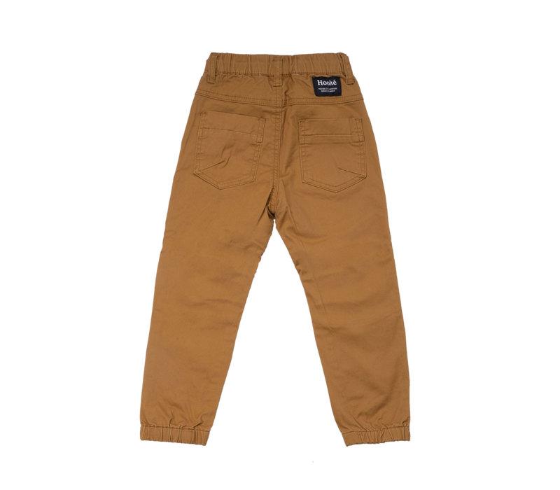 Pantalons Twill SS21 Ocre