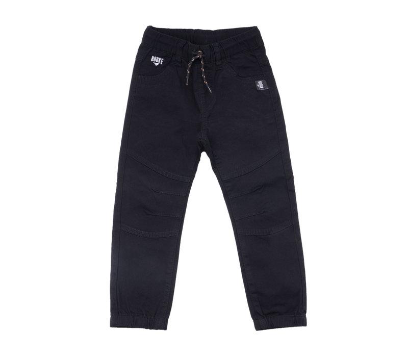 Twill Pants SS21 Black