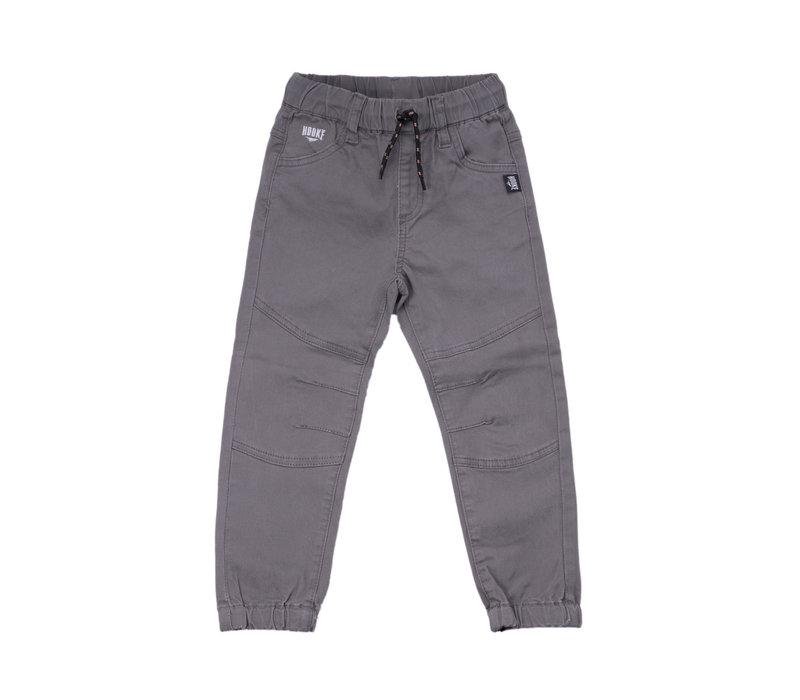 Twill Pants SS21 Charcoal