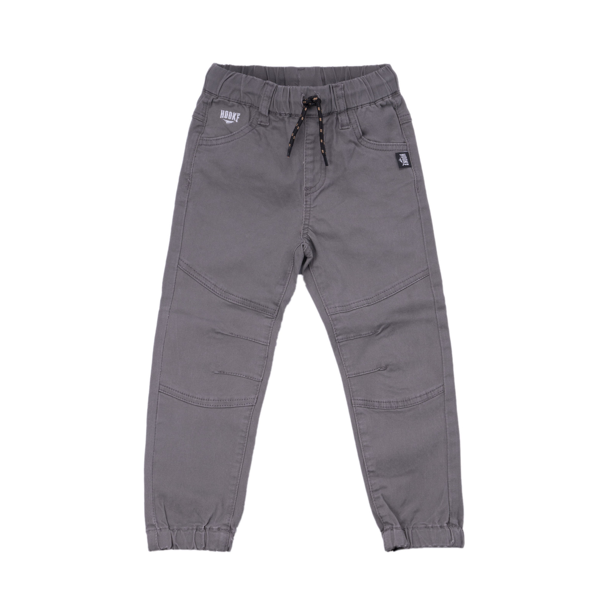 Twill Pants SS21 Charcoal