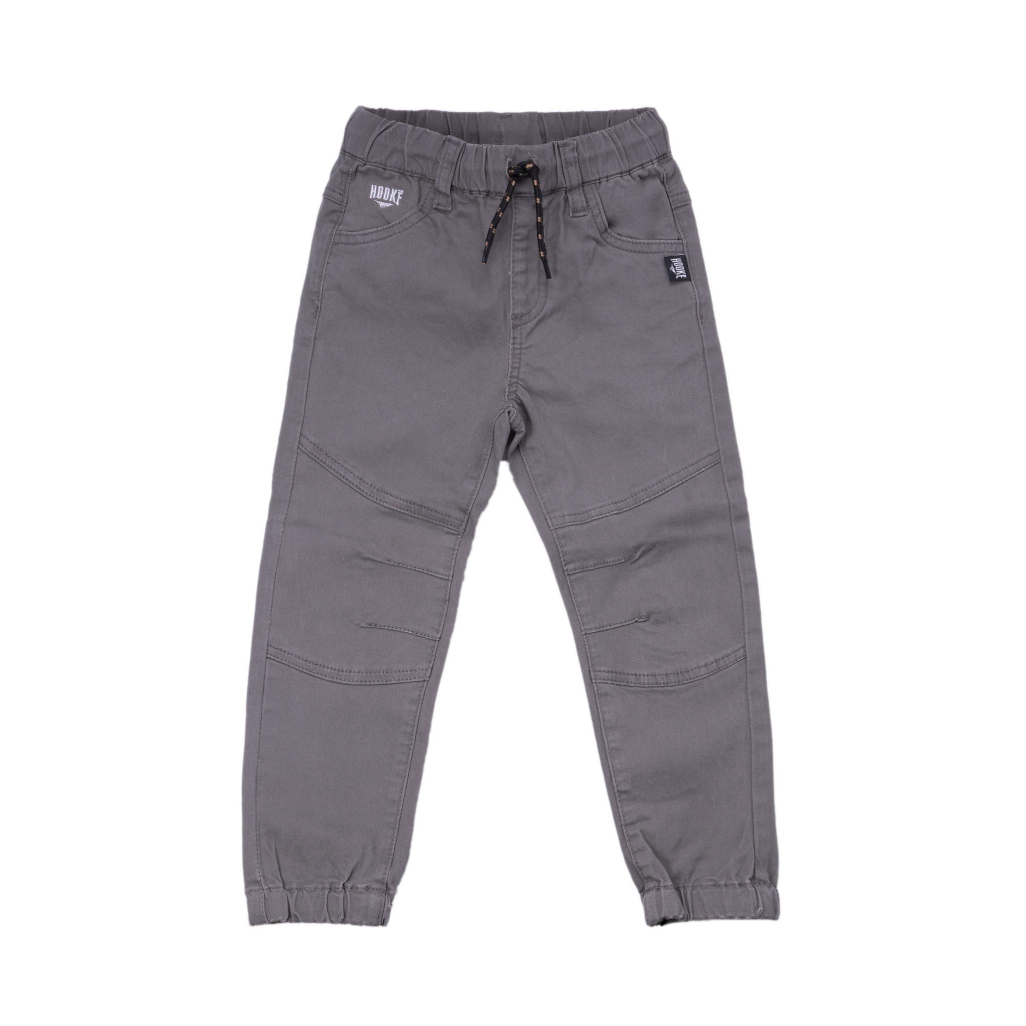 Pantalons Twill SS21 Charbon