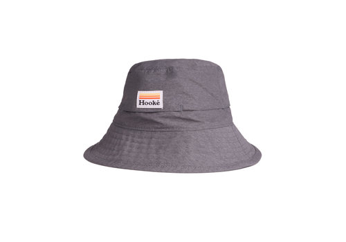 Hat UV Hooké Grey Mix