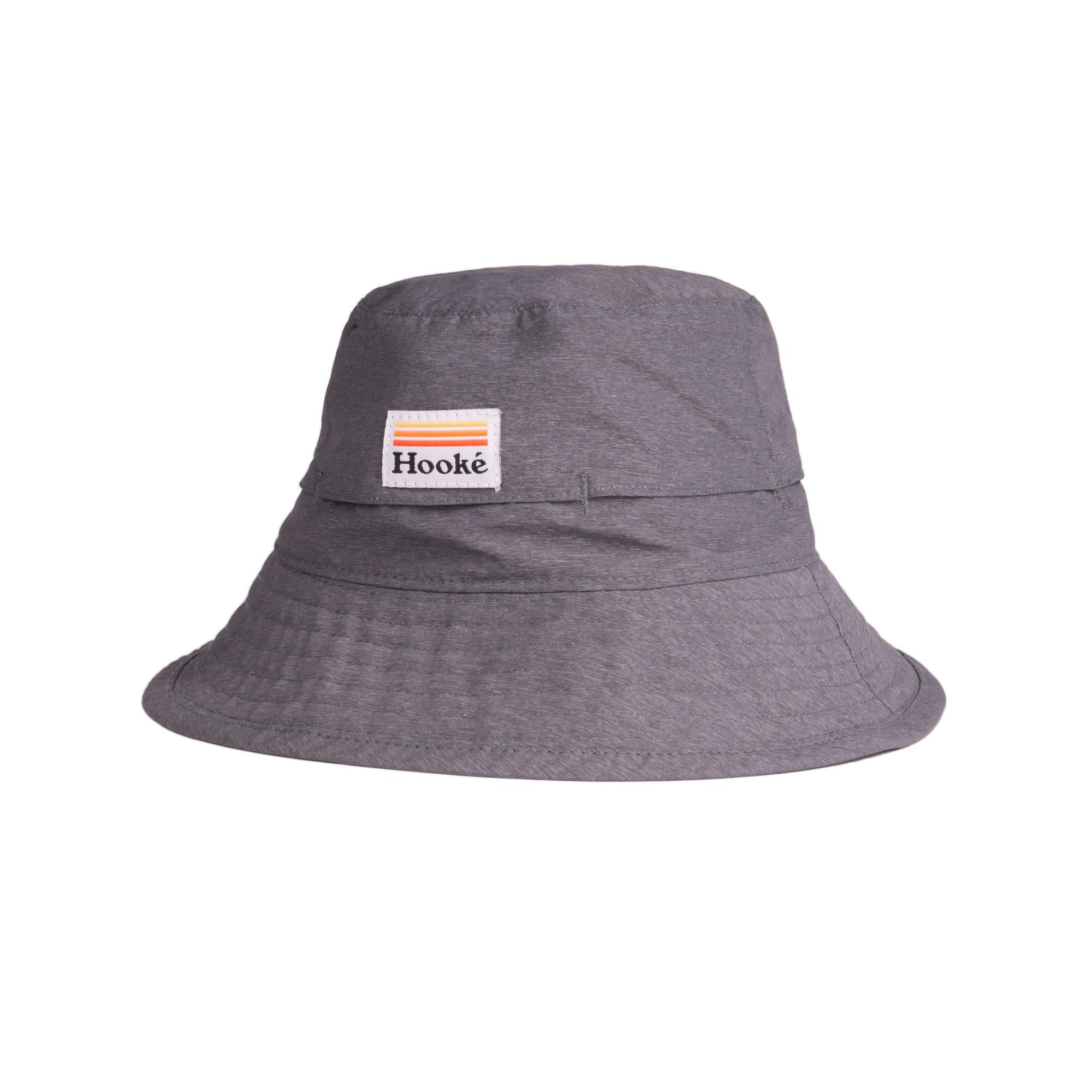 Hat UV Hooké Grey Mix