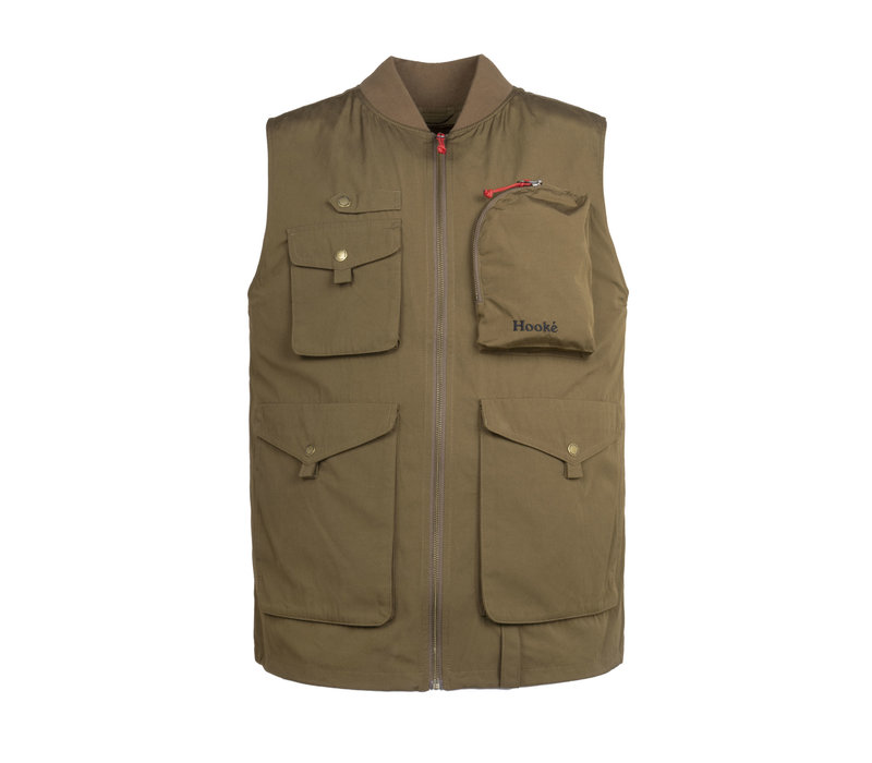Fisherman Vest Coyote