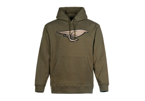 Fly Hoodie Military Olive