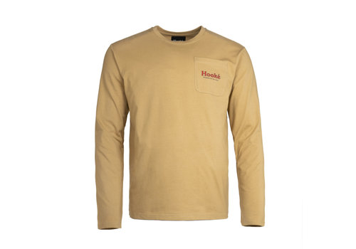 Campground Long Sleeve Tan