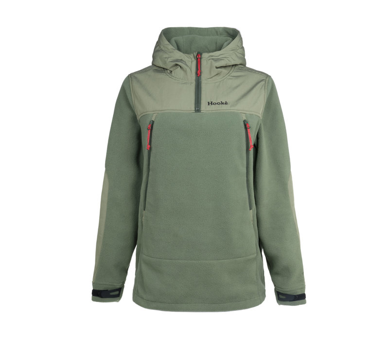 Women's Tech Fleece Hoodie Sage Green