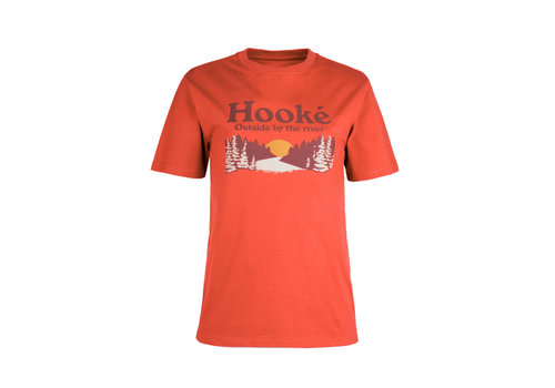 Sunset T-Shirt Red Clay
