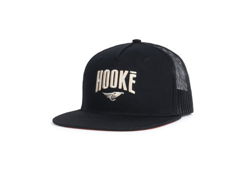 Hooké Original Trucker Hat Black