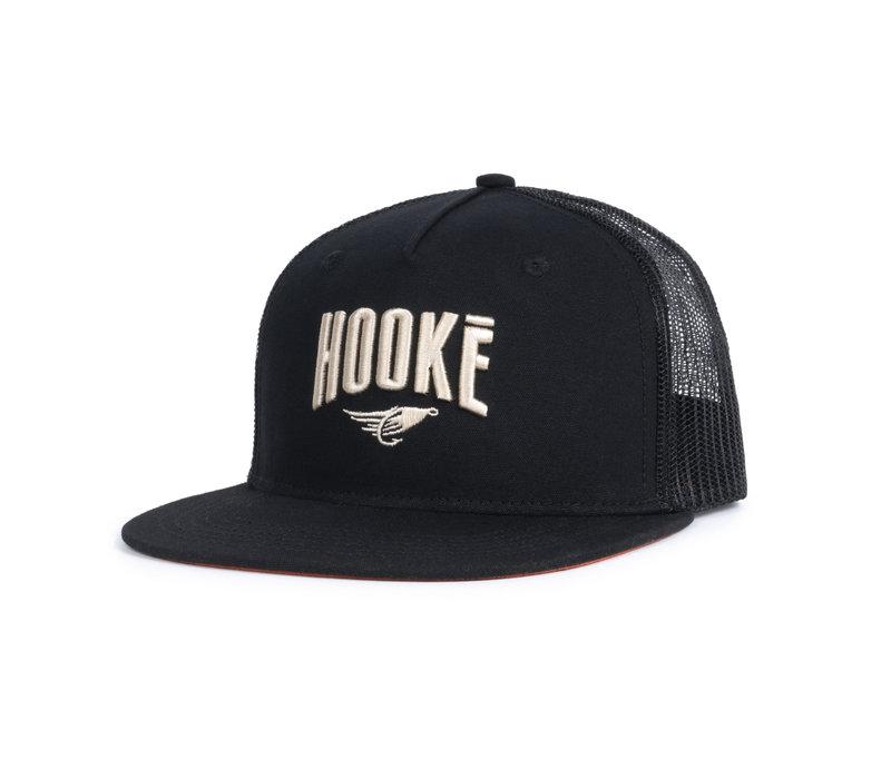 Hooké Original Trucker Hat Black