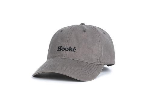 Casquette Dad Hooké Grise Roche