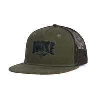 Hooké Original Trucker Hat Olive & Camel