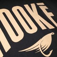 Hooké Original T-Shirt Black