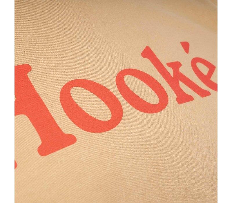 Hooké Signature T-Shirt Tan