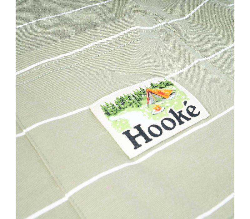 Camping Pocket T-Shirt Light Sage