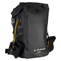 Dry Backpack 25L - Black