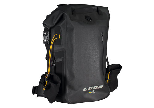 Loop Tackle Dry Backpack 25L - Black